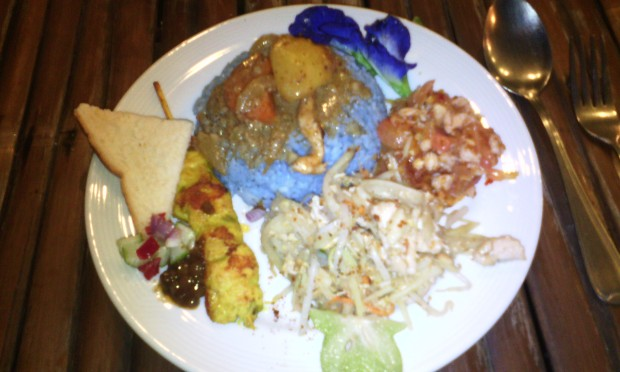 Blue Rice Restaurant