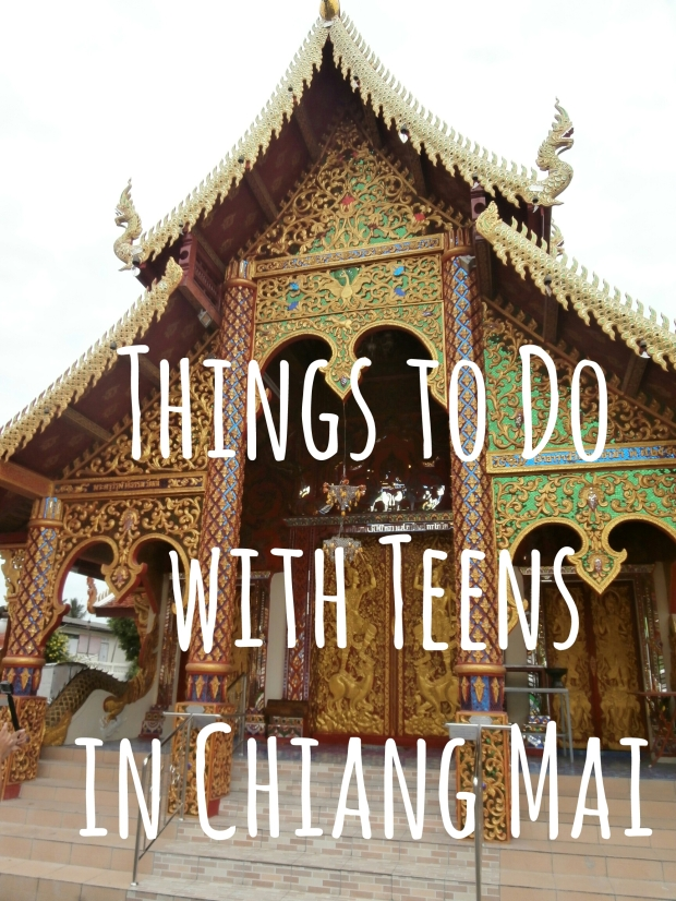 Things to do with teens in Chiang Mai