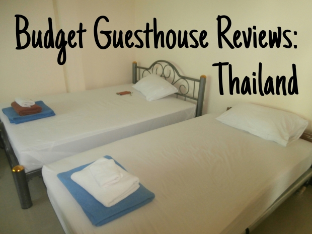 Budget Guesthouse Reviews Thailand