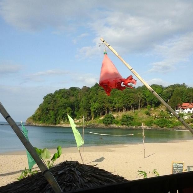 Khlong Jark beach Koh l