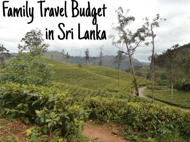 Family budget Sri la