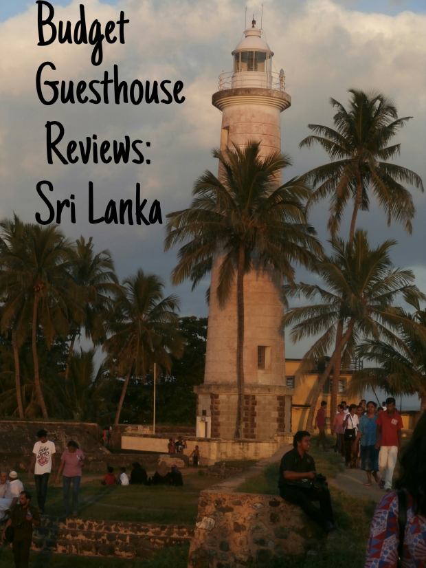 Budget guesthouse reviews Sri Lanka